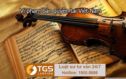 bản quyền âm nhạc ngày càng phát triển ở Việt Nam