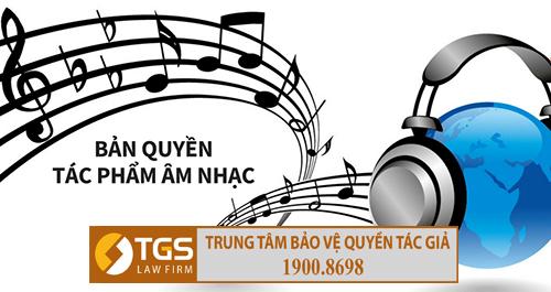 Xử lý vi phạm bản quyền âm nhạc