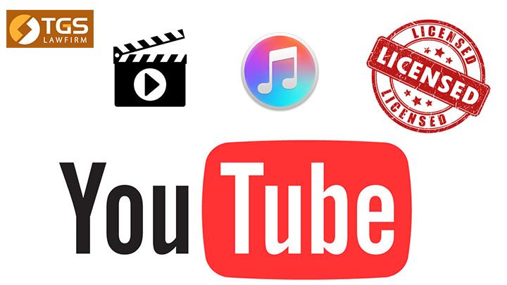 bản quyền âm nhạc trên youtube