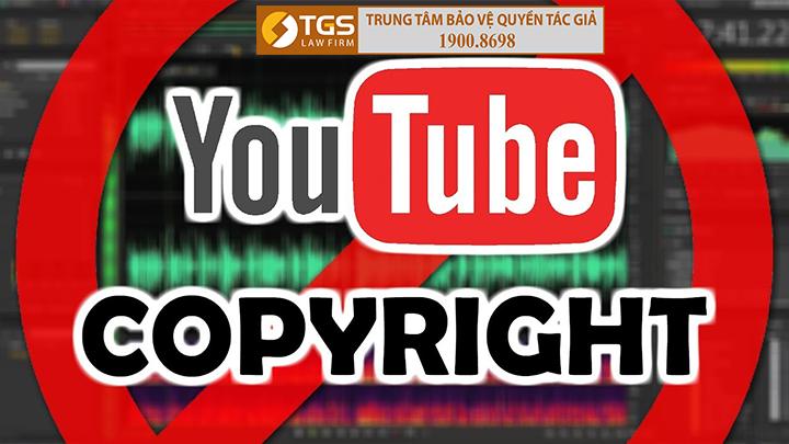 bản quyền nhạc trên youtube